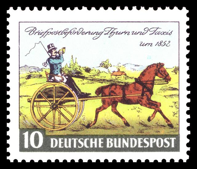 DBP_1952_160_Thurn_und_Taxis