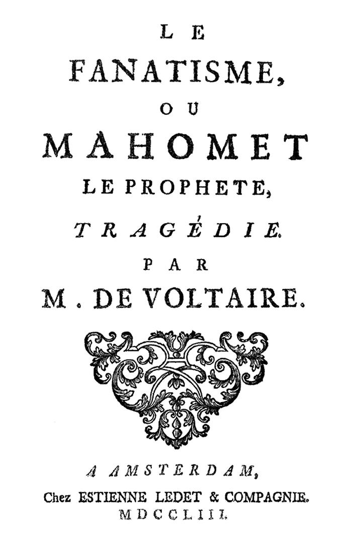 MahometFanatisme
