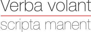 LOGO VERBA VOLANT 2