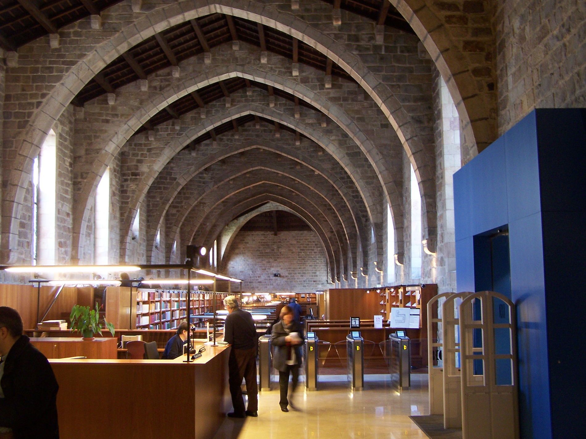 Library_Barcelona